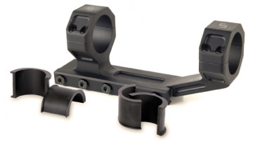 "JP Enterprises X-High Picatinny Rail Scope Mount for 1"" and 30mm Scopes - AR-10/15"