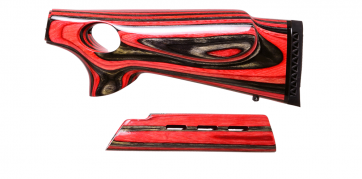 Thumbhole 2PC Set Remington 870™ 20g Right Hand Crimson Gloss