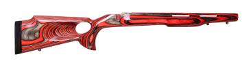 Apache Thumbhole Browning® Abolt I & II Short Action Crimson Red Gloss