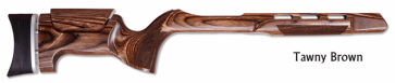 Stocky's® Euro SuperMatch™ Designed For Ruger® 10/22® Fully Adjustable Laminated Stock - .920 Bull Barrel Tawny