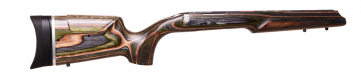 Stocky's® Accublock® Euro SuperMatch™ Fully Adjustable Laminated Stock - Remington 700™ BDL Short Action Timber With Aluminum Bedding Block