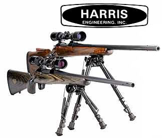 Harris Bipods - Attach To Your Front Swivel Stud