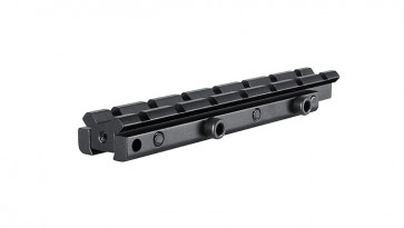 """Hawke® Adapter Base 1 Piece 3/8"""" Rifle To Weaver Elevated"""