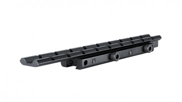 """Hawke® Adapter Base 1 Piece 3/8"""" Rifle To Weaver Extension"""