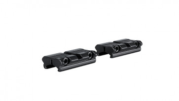"""Hawke® Adapter Base 1 Piece 3/8"""" Rifle To Weaver"""
