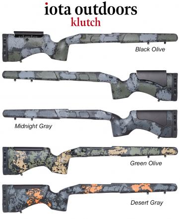 iota Klutch - Remington 700™ Rifle Stocks