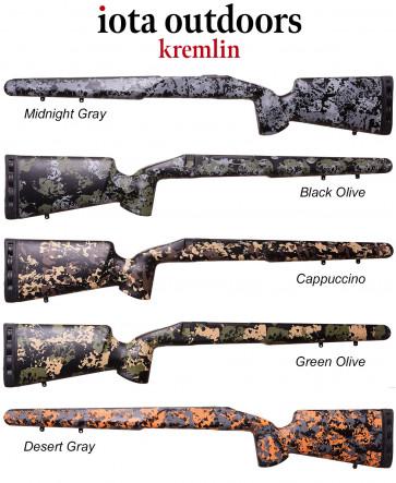 iota Kremlin - Remington 700™ Rifle Stocks