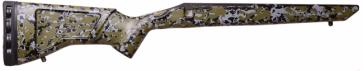 iota Krux - Remington 700™ BDL Short Action Varmint Black Olive