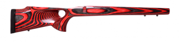 Weatherby® Mark V® Long Range Sporter (LRS™) Thumbhole Laminated Stock Crimson