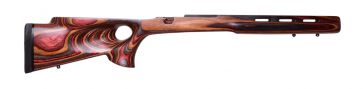 Long Range Varmint (LRV™) Ruger® 77 Mk II™ Thumbhole Long Action Brandy