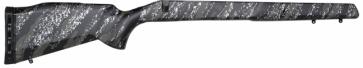 NextGen UltraLite Carbon Fiber M50™ Remington 700™ BDL Long Action Varmint Olive Marble
