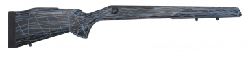 Stocky's® M50™ Fiberglass Riflestock Remington 700™ Long Action BDL M24/Proof Research Midnight Blue Web