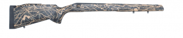 Stocky's® M50™ Fiberglass Riflestock Remington 700™ Long Action BDL M24/Proof Sendero Green Olive Web