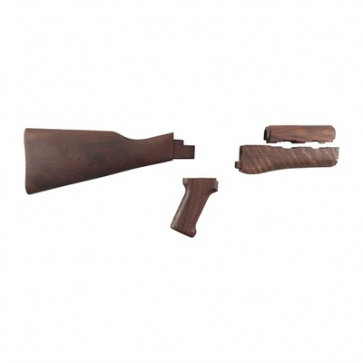 AK-47 Military Walnut Replacement Stocks