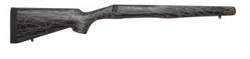 Stocky's® Long Range Hunter™ Fiberglass Riflestock Remington 700™ Short Action Varmint Forest Camo Web