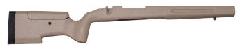 Stocky's® Adjustable Carbon Fiber Long Range Target Stock (STS™) - Remington 700™ Long Action Varmint Desert Tan