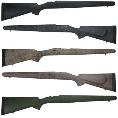 Bell & Carlson Medalist Classic Riflestocks - Remington 700™, Savage® 110,  Mauser 96/98, Browning® A-Bolt, Winchester® 70 SA WSM, Weatherby® Mk V®,
