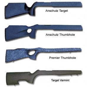 Bell & Carlson Ruger® 10/22® Stocks - Target/Varmint, Anschutz, Anschutz Thumbhole & Premier Thumbhole
