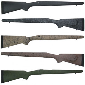 Bell & Carlson Alaskan Wilderness / Mountain Rifle Remington Model 700 / Model Seven (7) Stock - Right & Left Hand Available - NEW Models!