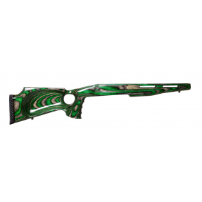 Stocky's® Eliminator Remington 700™ Pistol Grip Thumbhole Laminated Riflestock - Short Action Sporter Evergreen