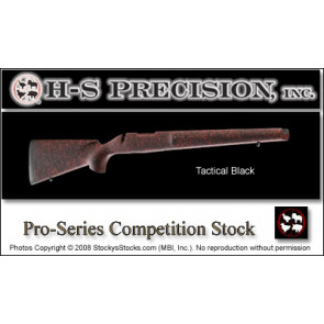 H-S Precision Pro-Series 2000 Competition Remington 40X ADL Target Stock