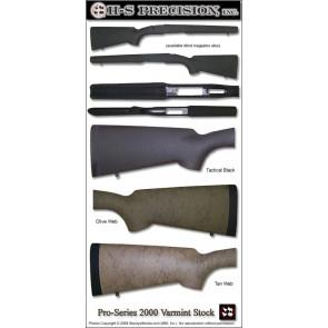 H-S Precision Pro-Series 2000 Savage 10FP   12 Target   Varmint   Tactical   Single Shot & Repeater Stocks PSV 102 106 118 121