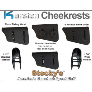 Karsten Adjustable Cheekrest