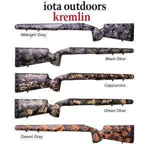 Iota Kremlin - Remington 700™ Rifle Stocks and Proof Research Carbon Fiber Barrel