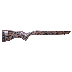 iota Krux - Remington 700™ BDL Long Action Proof Sendero Lite Brown and Gray Camo