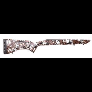 iota Krux - Remington 700™ BDL Long Action Varmint Brown and Sand Camo