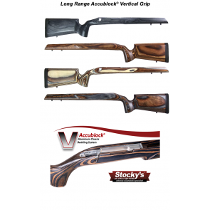 Stocky's® Long Range Accublock® Laminated Vertical Grip Sporter / Varmint - Remington 700™
