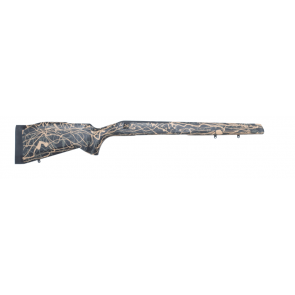 Stocky's® M50™ Fiberglass Riflestock Remington 700™ Long Action BDL Varmint Green Olive Web