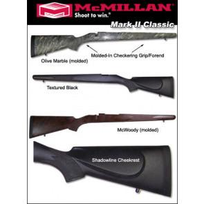 McMillan Ruger 77 Mark II (Hawkeye) Classic Model Fiberglass Stock