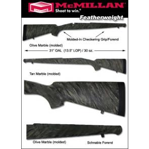 McMillan Winchester 70 Featherweight Fiberglass Stock