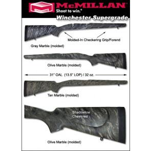McMillan Winchester 70 Supergrade Fiberglass Stock