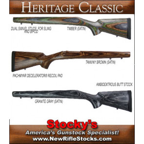 Stocky's® Classic Sporter Stock- Remington Model (7) Seven™