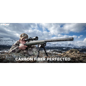Proof Research Carbon Fiber Barrels - Bolt Action Rifles