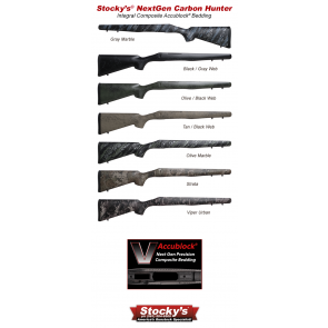 NextGen UltraLite Carbon Fiber Hunter Remington 700™ Stocks