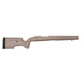 Stocky's® Adjustable Carbon Fiber Long Range Target Stock (STS™) - Remington 700™ Long Action Varmint Desert Tan