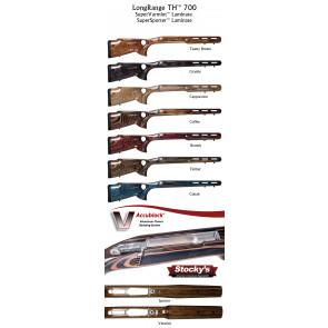 *NEW* Stocky's® Accublock™ Long Range Thumbhole™ Remington 700™ BDL Laminated With Aluminum Bedding Block
