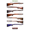 Special Edition! Remington Model Seven™ Classic Deluxe Stocks (CDL) - OEM Walnut or Laminated Wood - SuperCell Pads