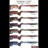 Stocky's® EuroTarget™ Designed For Ruger® 10/22® Laminated Stock - .920 Bull & FBC