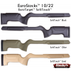 Stocky's® EuroTarget™ Designed For Ruger® 10/22® SoftTouch™ Stock - .920 Bull & FBC