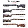 Iota Kremlin - Tikka T3/T3X Stocks and Proof Research Pre-fit Carbon Fiber Barrel
