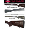 McMillan Remington Mountain Rifle 700 788 600 Fiberglass Stock
