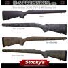 H-S Precison® Pro Series 2000 Sendero Varmint Stock- Weatherby® Vanguard® Short Action PSV140