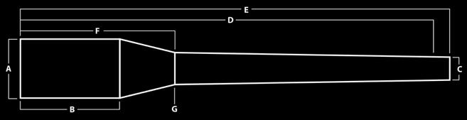 Benchmark Barrel Contours - Palma