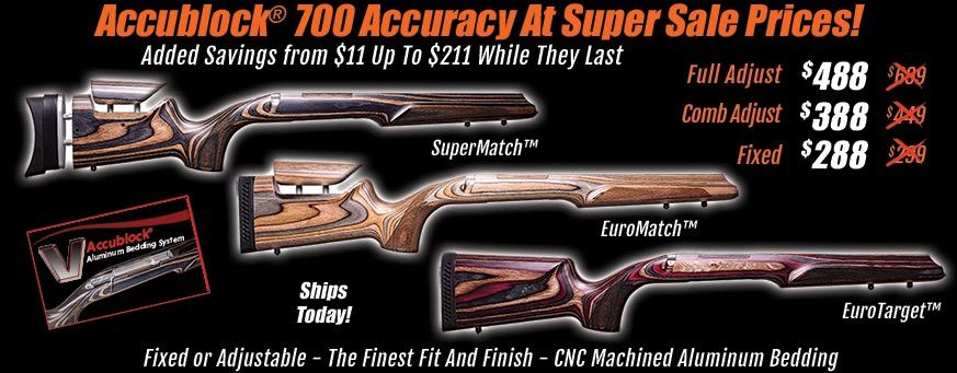 Stocky's Rifle Stocks - America's Gunstock Specialists!