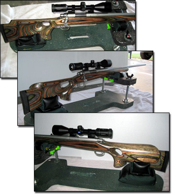Long Range Sporter Timber