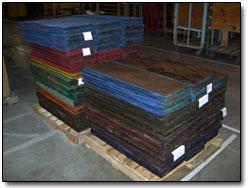Stratabond laminated panels